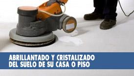 abrillantado de suelos en Puerto Real