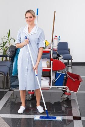 empresa de limpieza en La Línea
